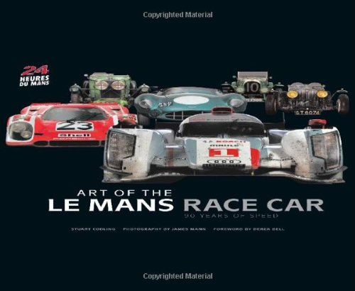 Art of the Le Mans Race Car: 90 Years of Speed - 41jWA 2BEwCML - Art of the Le Mans Race Car: 90 Years of Speed
