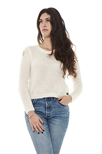IMPERFECT - Pull - Femme Blanc