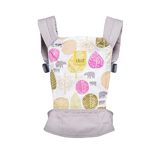 LÍLLÉbaby Doll Carrier, Mama Bear - Baby Doll Carrier, for Baby Dolls Stuffed Animals and Other Toys, Great for Big Brothers or Sisters, Child-Sized Baby Carrier from LILLEbaby