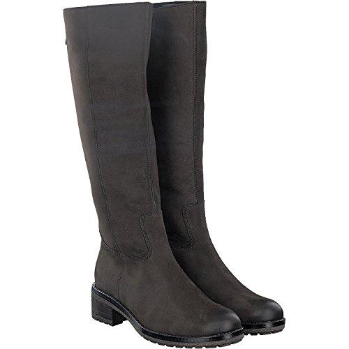 Gabor Botas para mujer 71.615.89 gris antracita gris