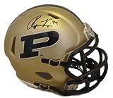 Ryan Kerrigan Autographed Purdue Boilermakers mini helmet JSA