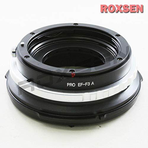 FidgetFidget レンズ EOS EFレンズ PMW-F3 F5 F55シネカメラアパーチャー取り付け用   B07JHVCCJ2