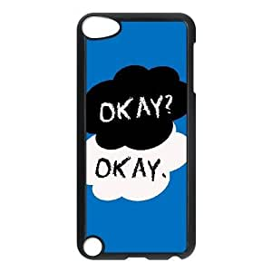 iPod Touch 5 Phone Case Black OKAY HDS350711