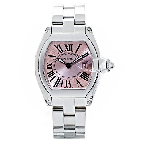 Cartier Roadster Swiss-Quartz Female Watch 2675 (Certified Pre-Owned)