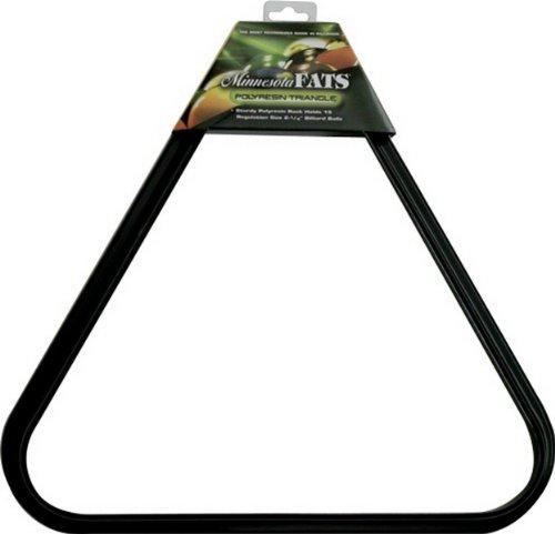 Minnesota Fats MFA62999 Plastic Triangle - 8 Ball Rack