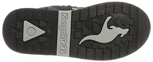 Grey Bottes Vapor 5007 de Jet Enfant Mixte Newdri KangaROOS Neige Noir Black 1w5qRwvn