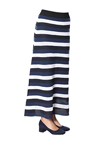 Blanc Laine Jupe Sonia Bleu Rykiel Femme 11159204IB437 qwwAPtz