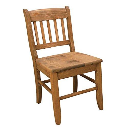 ダイニングチェア(フォレ) 木製(パイン材/オイル仕上げ) CFS-510 生活用品 インテリア 雑貨 インテリア 家具 椅子 ダイニングチェア top1-ds-690425-ah [簡素パッケージ品] B01M1D5Q3N