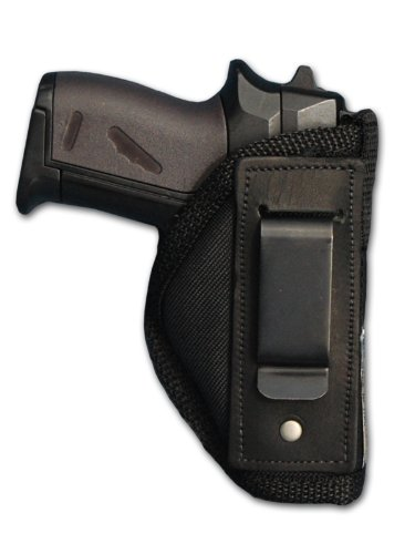 Barsony Gun Concealment Inside The Waistband Holster for Ruger LCP .380 Right
