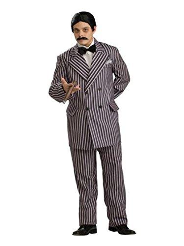 Gomez Costumes (Men's Gomez Addams Grand Heritage Costume LARGE)
