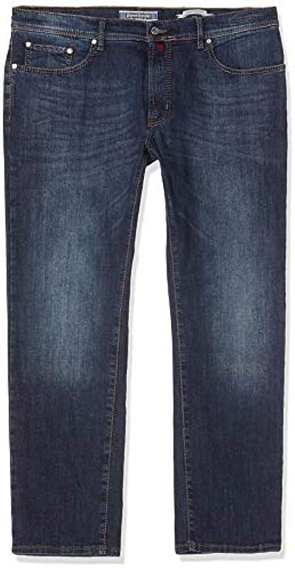 Pierre Cardin Blue Bolt-Lyon spodnie męskie: Odzież