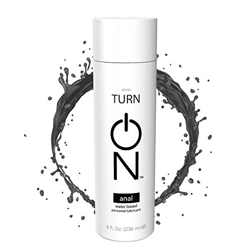 Lubricant Turn Personal Silicone Paraben