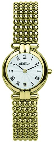 Michel Herbelin Perle Bracelet Women's Watch - 16873/bp08