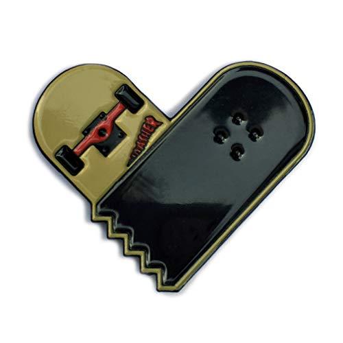 Broken Skateboard Heart - 1