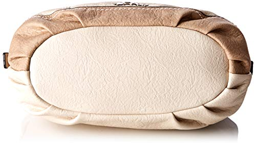 S3903 Shopper Para ivory L w Beige Mujer X H 14x24x36 Caminatta Ctta Cm 6fRwxx