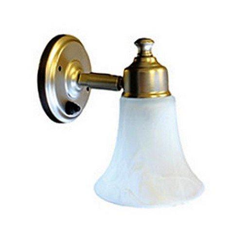 on sale e7546 3ad2d Amazon.com: RV Trailer Camper Sconce Light 12V Brush Nickel ...