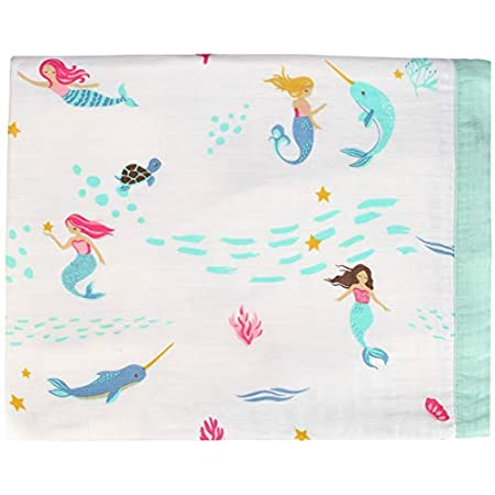 41jWHoscInL._SS450_ Mermaid Crib Bedding and Mermaid Nursery Bedding Sets