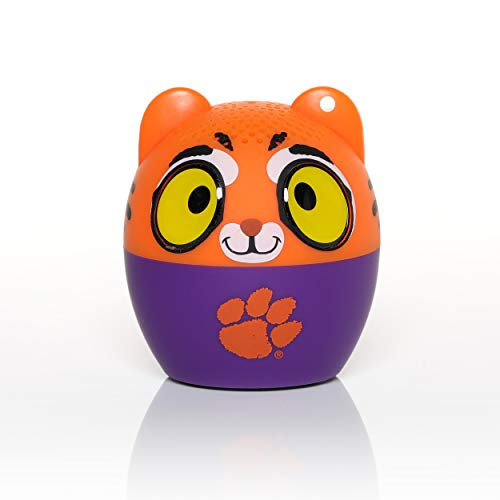NCAA Clemson Tigers Bitty Boomer wireless Bluetooth Speaker