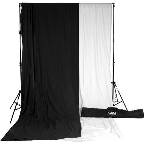 Savage 10x12' Accent Muslin Background with 10'6