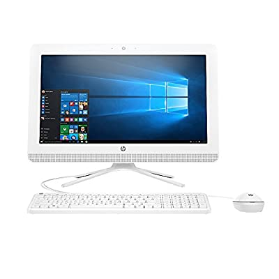 2016 Newest HP All-in-One Desktop 23.8 Inch Full HD (1920x1080),Intel Pentium Quad-Core Processor, 8GB Memory, 1TB Hard Drive,DVD Burner, WiFi/HDMI/Bluetooth 4.0/Webcam, Windows 10