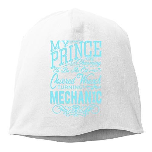 Prince Mens Spur - YU Womens My Prince Classic Hip-Hop Beanies Caps