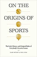 """The New York Times bestseller: """"The perfect book for game-players and trivia fans... On the Origins of Sports knocks it outta the park. Don't miss it"""" (Houston Style Magazine).On the Origins of Sports is an illustrated book built around th..."""