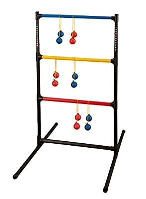 Champion Sports Standard Ladder Ball Set