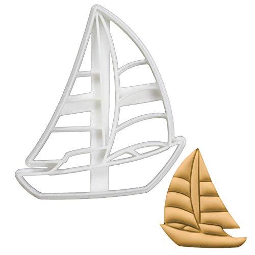 - Sailboat cookie cutter, 1 piece - Bakerlogy