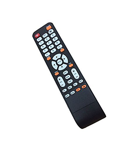 New Replacement Remote Control for SCEPTRE X322BV-HD X325BV-FHDU X325BV-FHD E328BV-HDH X425BV-FHD3 E165BD-HD E195BV-SHD E195BD-SHD LCD LED HD TV