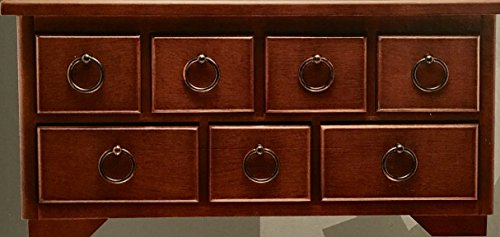 Target Walnut (Target Dark Walnut Mission Bench Jewelry Box)