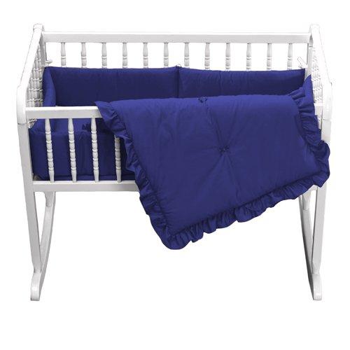 bkb Primary Cradle Bedding, Royal Blue, 15