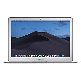 Apple MacBook Air 13in Core i5 1.3GHz (MD761LL/B), 8GB Memory, 256GB Solid State Drive (Renewed)