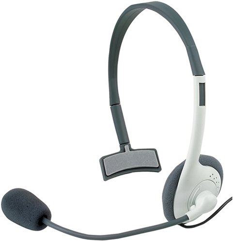 Xbox 360 Max Live Headset - Intec Headset