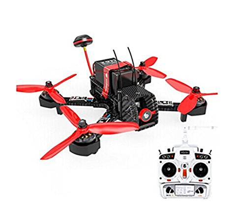 Walkera Furious 215 Racing Drone 600TVL Camera F3 Flight Control FPV RC Quadcopter with DEVO 10 TX RX (Basic Version)