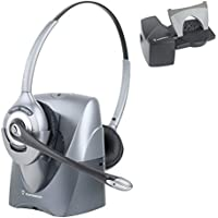 Plantronics CS361n Wireless Headset System With Lifter (Certified Refurbished)
