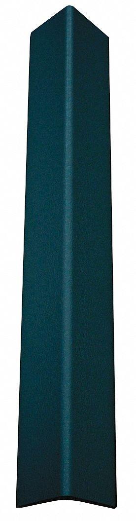 Corner Guard,Taped,1-1/2x48 in,Blue