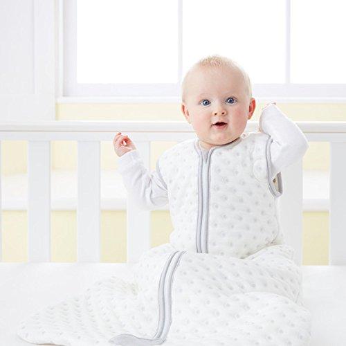 La Compañía De Gro Grobag de Jacquard, 6 - 18 meses, 2,5 tog, gris círculos: Amazon.es: Bebé