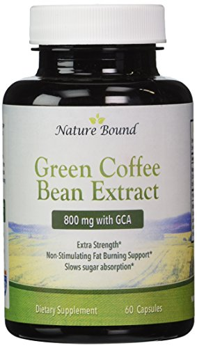1-Pure-Green-Coffee-Bean-Ultra-Pure-Extra-Strength-50-Chlorogenic-Acid-800mg-Per-Serving-Guaranteed-By-Nature-Bound