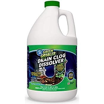 Amazon Com Liquid Clog Remover By Green Gobbler Drain