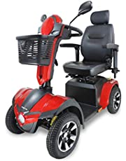 FOXTR Scooters Foxtr 3 Heavy Duty 4-wheel mobility Scooter 1 Countred
