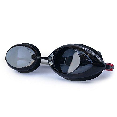 Dr.B iedge-Barracuda Optical Swim Goggle IE-32295 (-2.5) -  MERLION SPORTS