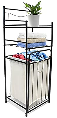 Sorbus Bathroom Storage Shelf — Display Bath Essentials, Planters, Books, and more
