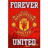 Man UTD Forever Poster 24 x 36in