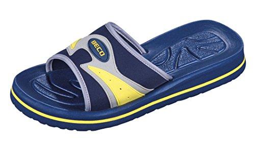Beco Unisex Slipper azul