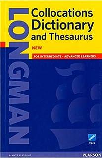 Macmillan Collocations Dictionary Book: Amazon co uk
