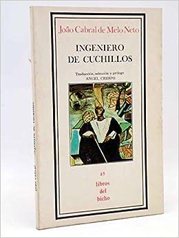 Ingeniero de cuchillos: Amazon.es: Joao Cabral: Libros