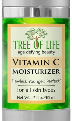 Vitamin C Moisturizer Cream for Face and Skin