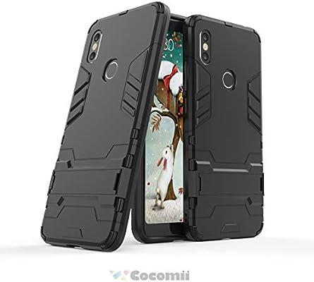 Cocomii Iron Man Armor Xiaomi Redmi S2/Y2 Funda Nuevo [Robusto ...