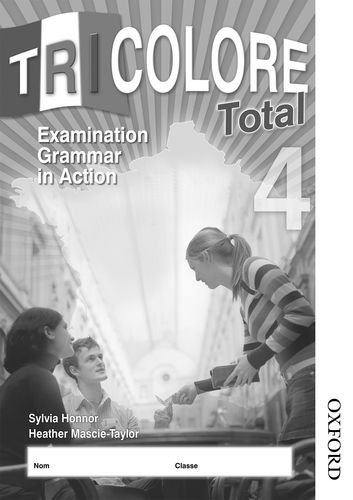 Tricolore Total 4 Grammar in Action Workbook (8 pack)