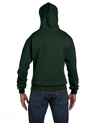 Champion Mens Double Dry Eco Pullover Hood Multicolore